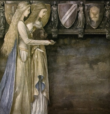 The Mabinogion Alan Lee