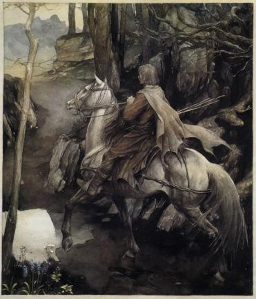 The Mabinogion - Peredur Son of Efrawg