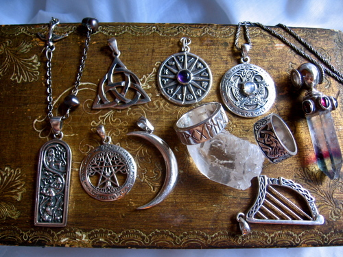 pagan jewellery wiccan-vampire tumblr