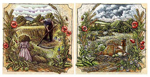 Lammas - Anthony Meadows - Llewellyn