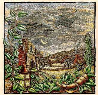 Samhain - Anthony Meadows - Llewellyn